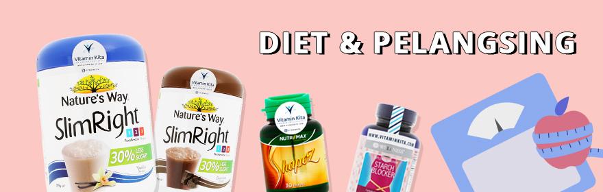 Diet & Pelangsing