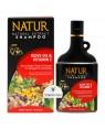 NATUR SHAMPOO OLIVE OIL AND VITAMIN E 140 ML