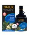 NATUR SHAMPOO TEA TREE OIL EXTRACT 140 ML