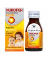 Nurofen For Children 6 Months up Orange Flavour-60ml