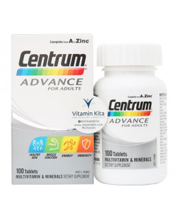 Centrum Advance for Adults (100 Tab)