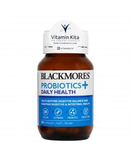 Blackmores Probiotics Daily Health-30 Caps