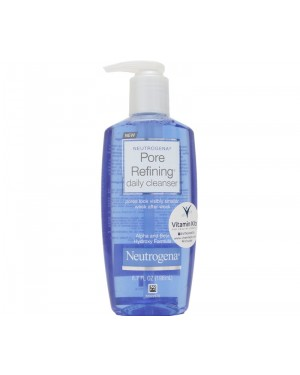 Neutrogena Pore Refining Daily Cleanser (198mL)