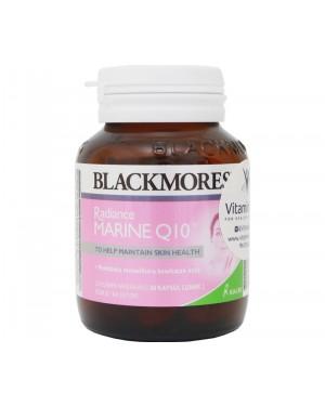 BLACKMORES RADIANCE MARINE Q 10  BPOM KALBE - 30 TAB