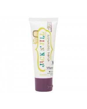 Jack N'jill Natural Toothpaste Blackcurrant (50g)