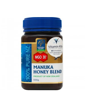 Manuka Honey Blend MGO 30+ 100% Pure NZ (500g)