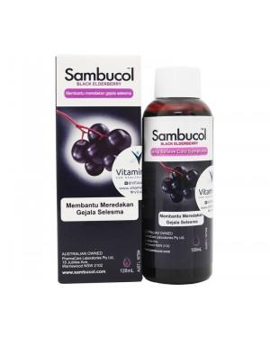 Sambucol - Cold & Flu Syrup (120mL)