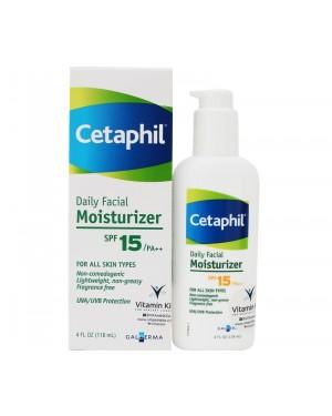 Cetaphil Daily Facial Moisturiser SPF 15 (118ml)