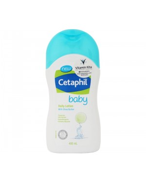 Cetaphil Baby Daily Lotion with Shea Butter (400mL)