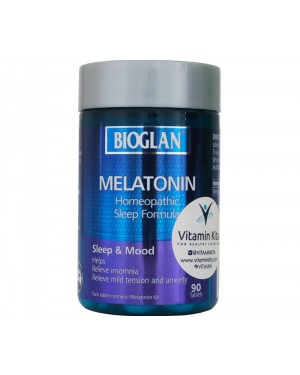 Bioglan - Melatonin Sleep Formula (90 Tab)