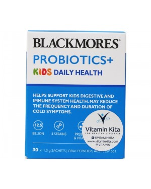 Blackmores Probiotics+  Kids Daily Health (30x1.3g)