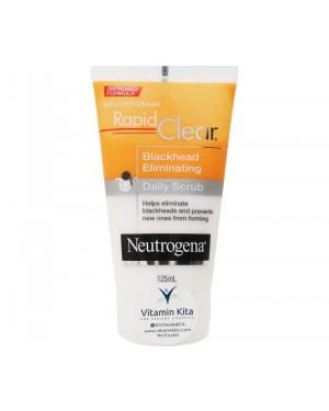 Neutrogena Rapid Clear Blackhead Eliminating  Daily Scrub (125mL)