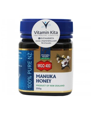 Manuka Honey MGO 400+ 100% Pure NZ (250 gr)