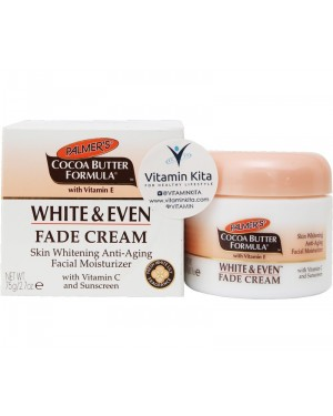 Palmer Cocoa Butter White & Even Fade Cream (75g)
