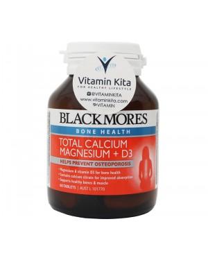 Blackmores - Total Calcium+Magnesium (60tab)
