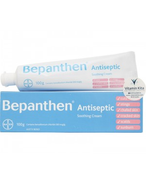 Bepanthen Antiseptic Soothing Cream (100gr)