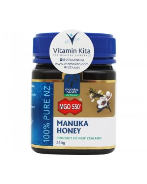 Manuka Honey MGO 550+ 100% Pure NZ (250gr)