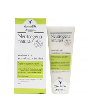 Neutrogena Naturals Multivitamin Nourishing Moisturiser (88ml)
