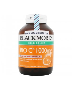 Blackmores Bio C 1000mg High Potency Formula (150Tab)
