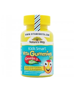 Nature's Way VitaGummies Omega 3 + Multi (50 soft gummies)