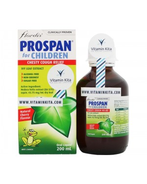Prospan For Children Chesty Cough Relief (200 ml)