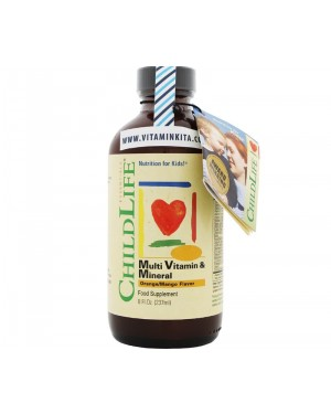 Child Life Essentials Multivitamin & Mineral (237 ml)