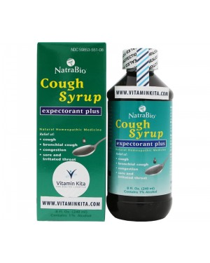 NATRA BIO COUGH SYRUP FOR ADULT (240 ML)