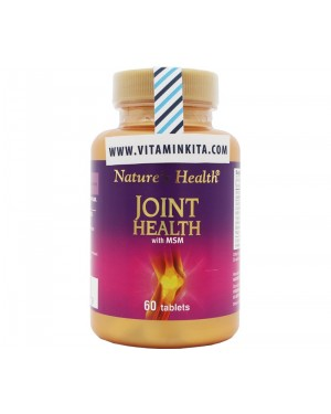 NATURE'S HEALTH JOINT HEALTH W / MSM (60 TAB)