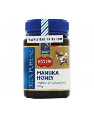 Manuka Health Manuka Honey MGO 250+ 100% Pure NZ (250 gr)