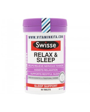 Swisse Ultiboost Relax & Sleep (60 tab)
