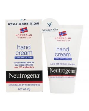 Neutrogena Hand Cream Norwegian Formula Fragrance Free (56g)