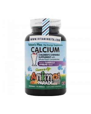 Nature's Plus Calcium Animal Parade (90 Chewtab)