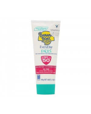 Banana Boat - Every Day Faces SPF 50+ (100g)