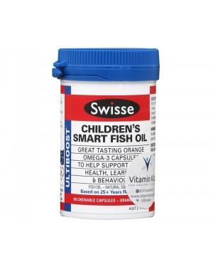 Swisse Ultiboost - Children's Smart Fish Oil (90 Cap)