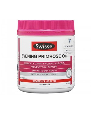 Swisse Ultiboost - Evening Primrose Oil (200Tab)