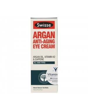 Swisse - Argan Anti-Ageing Eye Cream (15 ml)