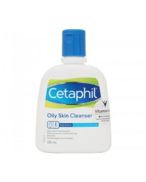 Cetaphil Oily Skin Cleanser Face & body For Oily or Combination Skin (235 ml)