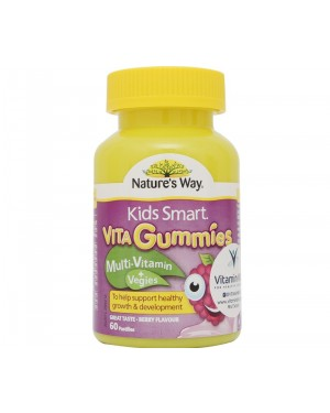 Nature's Way VitaGummies - Multi-Vitamin + Vegies (60 Caps)