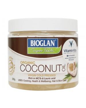 Bioglan Superfoods Organic Coconut Oil (300g)