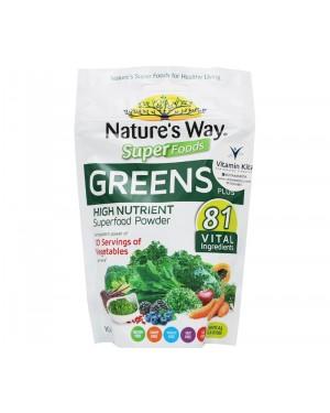 Nature's Way Super Greens Powder (100g)