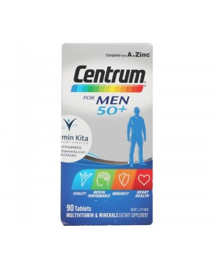 Centrum Men 50+ (90 Tab)