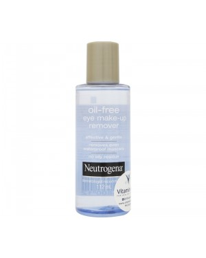 Neutrogena Oil Free Eye Makeup Remover (112mL)