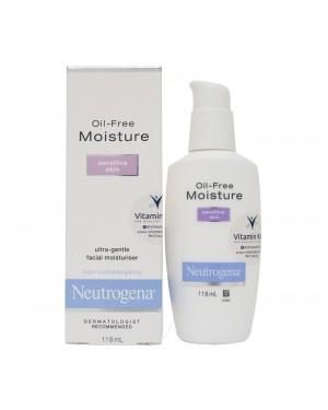 Neutrogena Oil-Free Moisture Sensitive Skin (118mL)