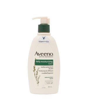AVEENO DAILY MOISTURIZER LOTION 354 ML