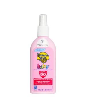 Banana Boat Baby Sunblock Spray SPF 50 Plus (200 ml)
