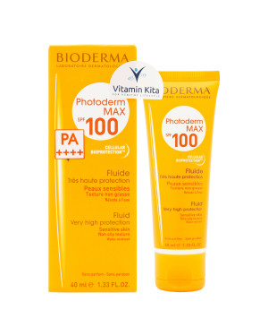 BIODERMA PHOTODERM MAX FLUIDE SPF 100 PA 40ML