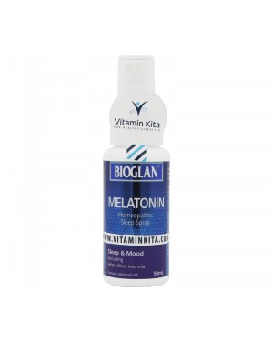 Bioglan Melatonin Homeopathic Sleep Spray (50mL)