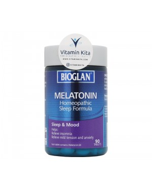 Bioglan Melatonin Sleep Formula (90 Tab)