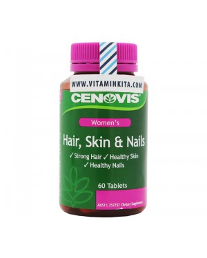 Cenovis Women's Hair Skin & Nails (60 Tab)
