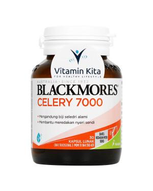 BLACKMORES CELERY 7000 BPOM KALBE - 30 TAB